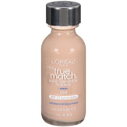 True Match Super-Blendable Foundation Makeup
