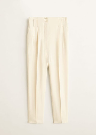 Loops High Waist Trousers