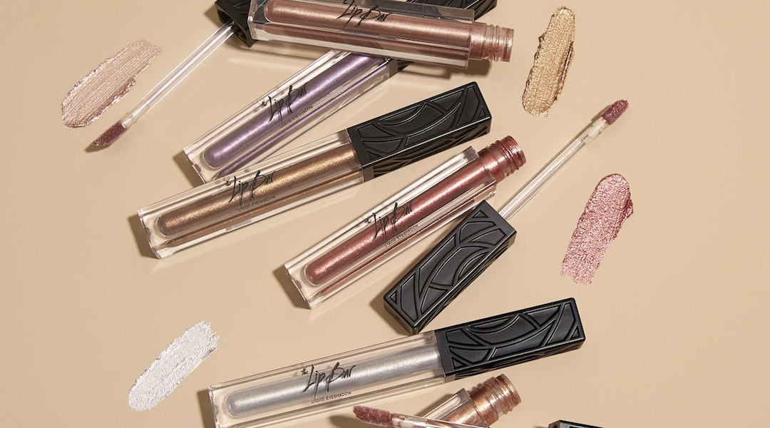The Lip Bar's new Quick Lid Liquid Eyeshadow shades and swatches.
