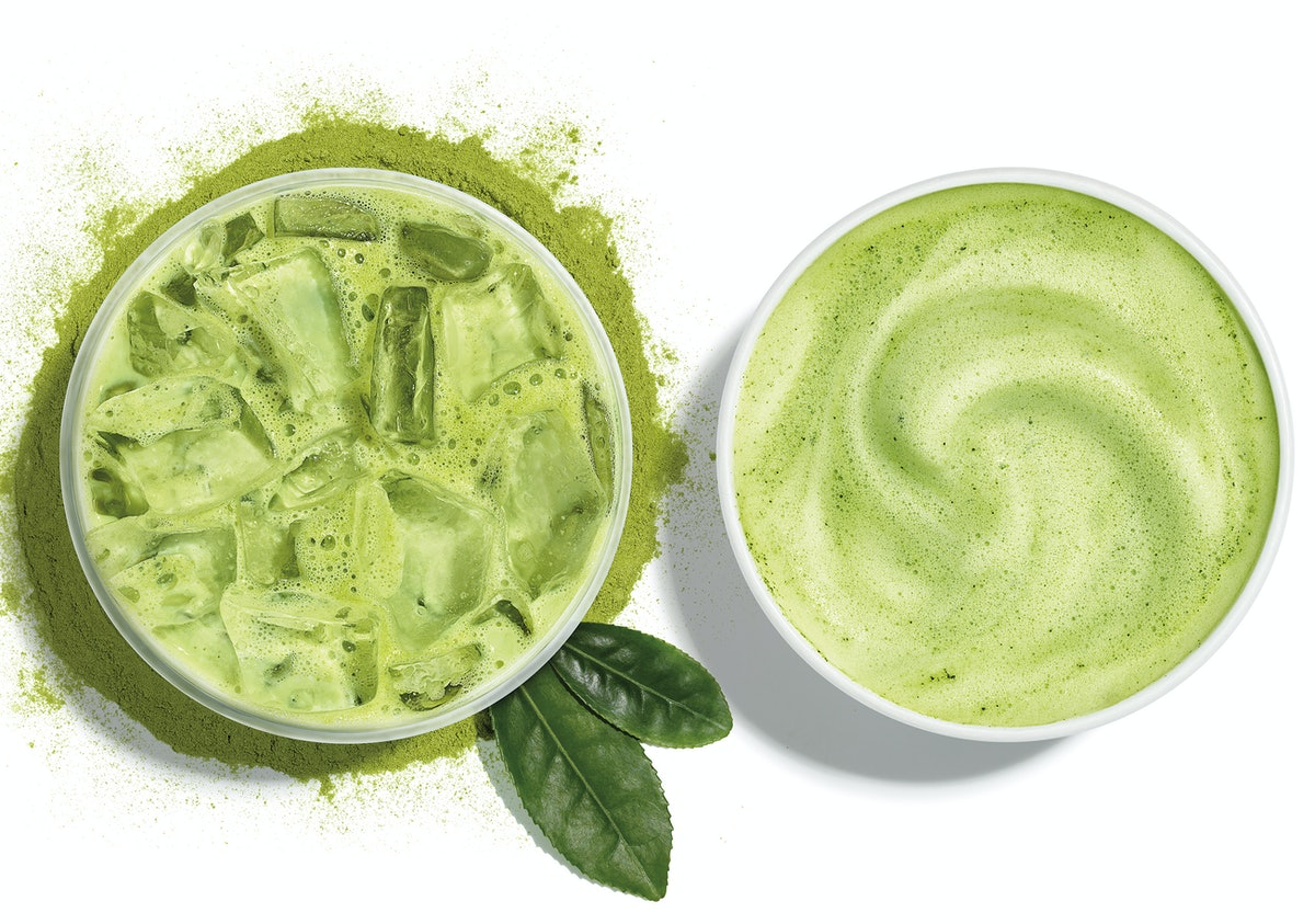 Dunkin's New Matcha Lattes for 2020 include frozen, hot, and iced versions.