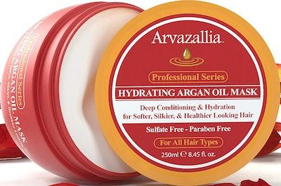 Hydrating Argan Oil Hair Mask By Arvazallia