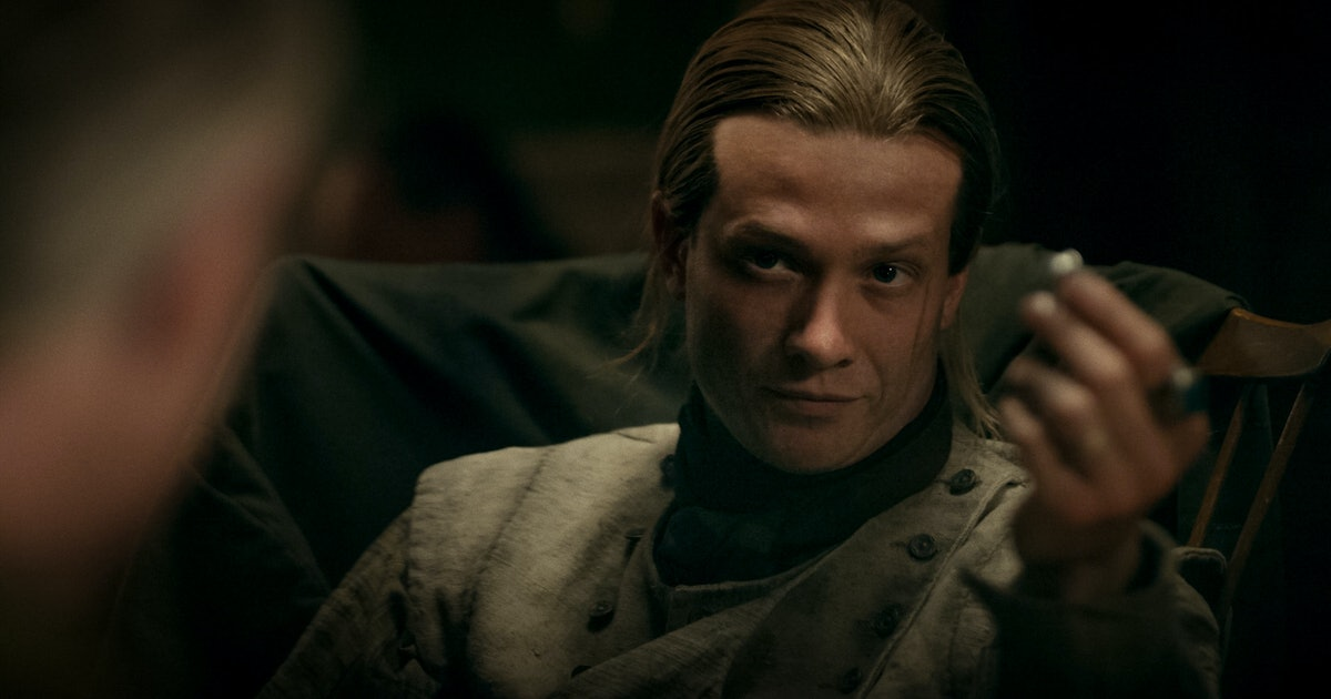 The Worst Of Stephen Bonnet On 'Outlander' May Be Yet To Come