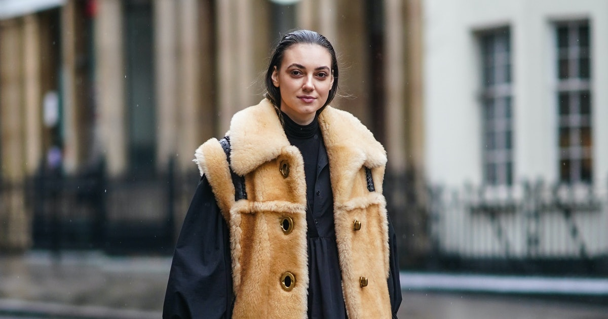 Street Style Took A Very Practical Turn At London Fashion Week