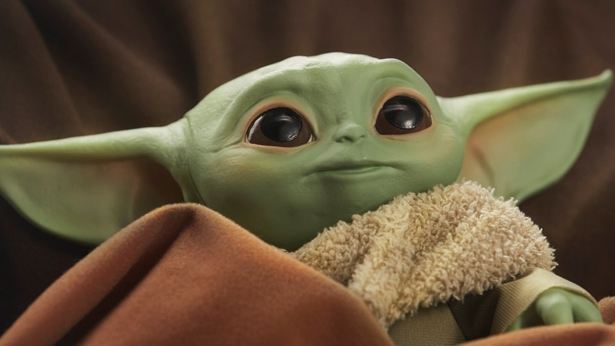 This New Baby Yoda Merch For 2020 features the cutest Baby Yoda plushie.