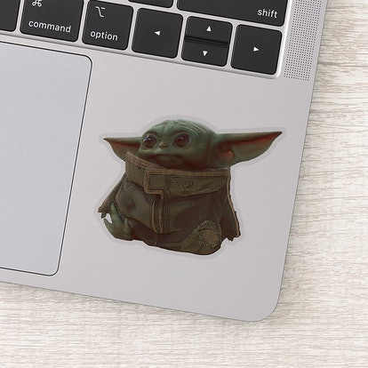 Star Wars The Mandalorian The Child Sticker