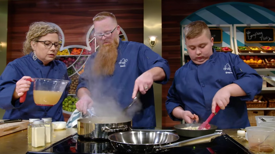 A new Disney+ cooking show, 'Be Our Chef' will provide a Disney twist to those super fun and popular cooking shows.
