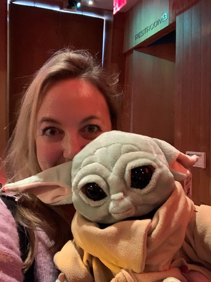 Baby Yoda at Build-a-Bear is even cuter than you thought.
