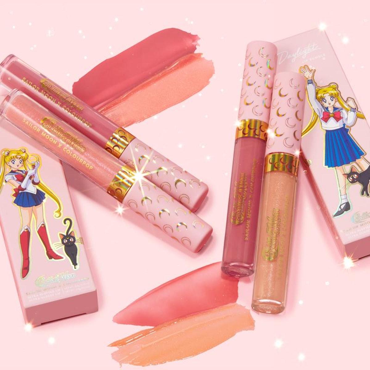 ColourPop x Sailor Moon Moonlight Lip Bundle