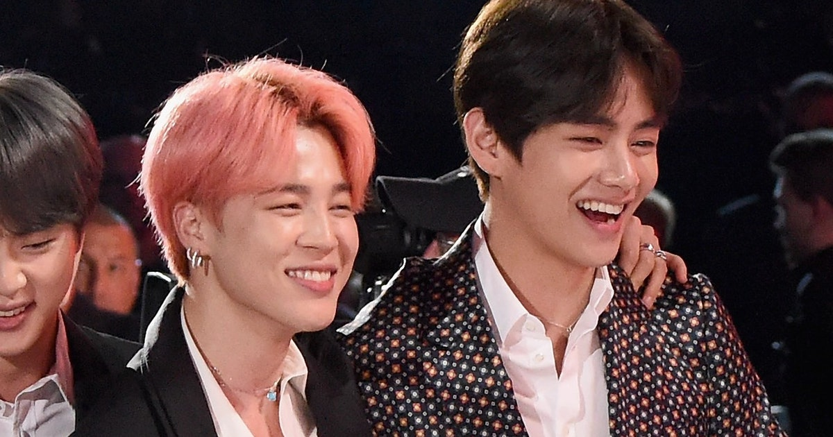 Jimin & V Open Up About Their Friendship In This Song On BTS' New Album