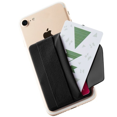 Sinjimoru Phone Grip Card Holder with Flap