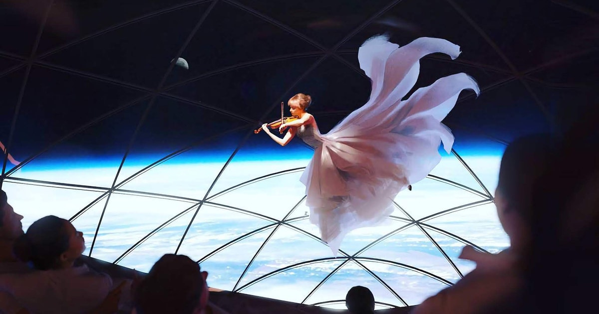 SpaceX Starship: Elon Musk explains how entertainment will work