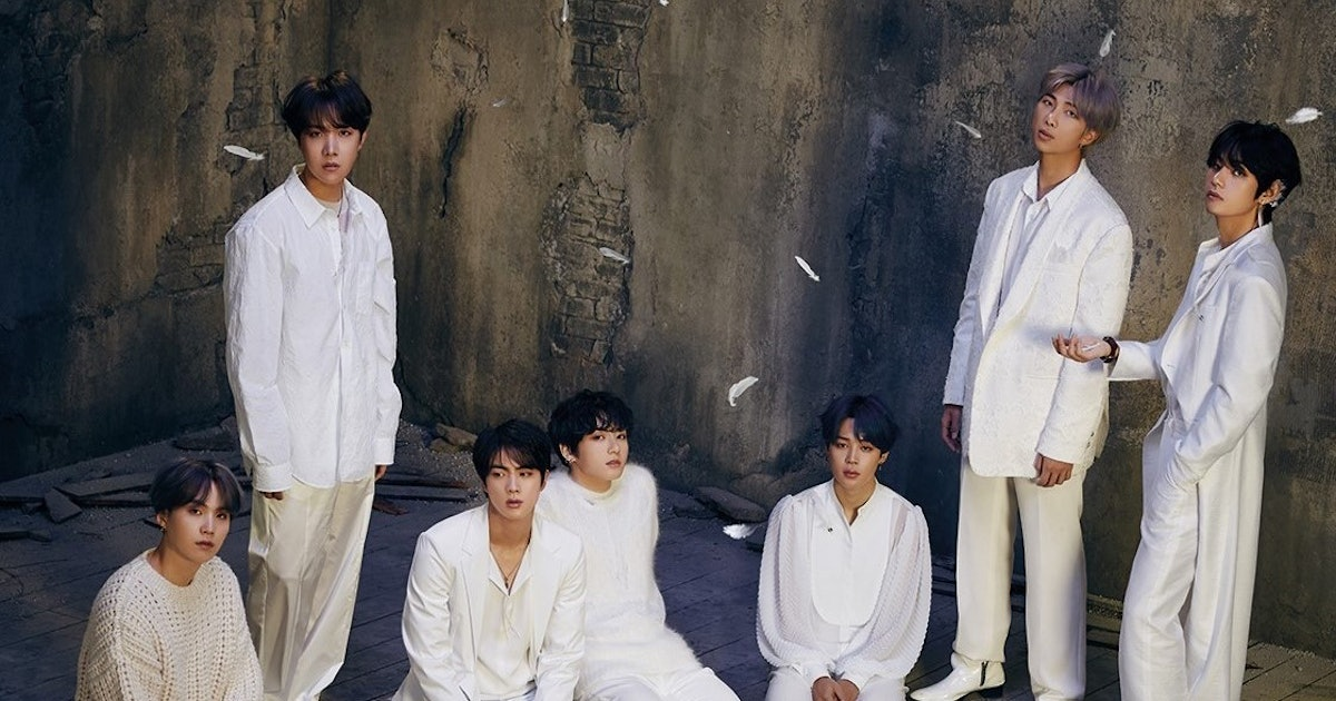 """BTS' TikTok Preview Of """"ON"""" Will Make You Even More Hype For 'MOTS: 7'"""