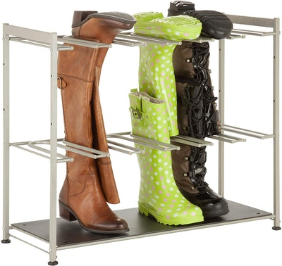 Honey-Can-Do Boot Rack