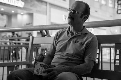 Bob Odenkirk as Gene in Better Call Saul Season 5, Episode 1