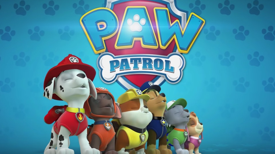A 'Paw Patrol' movie will hit theaters later this summer.