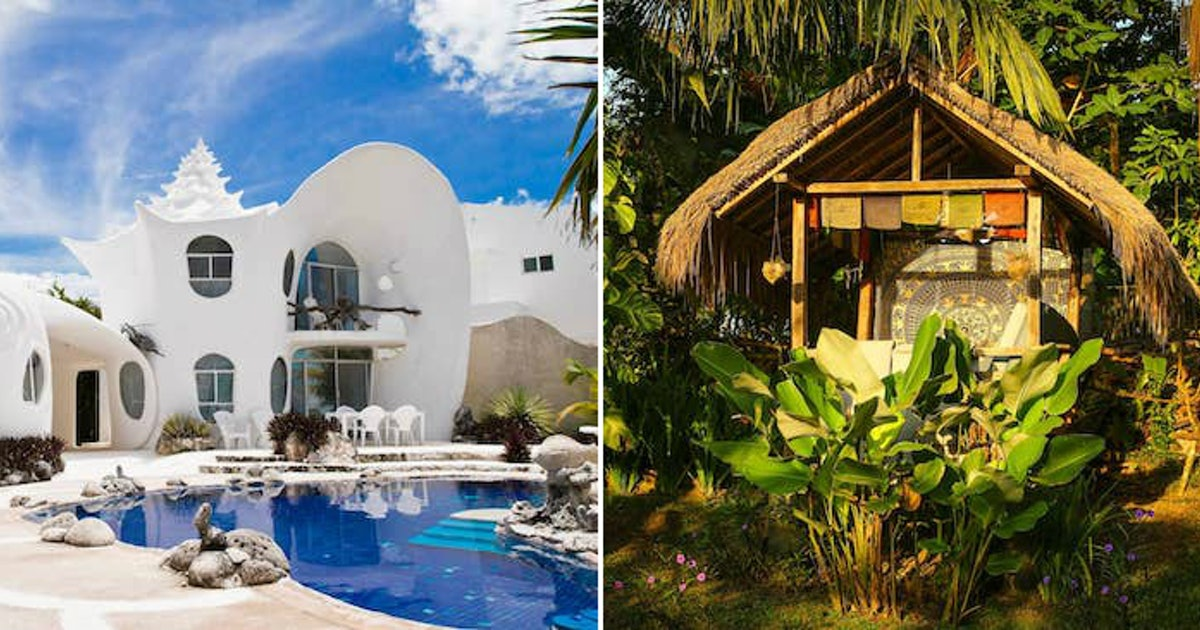 Airbnb's Top Rentals Of The Last Decade Belong On Your Bucket List