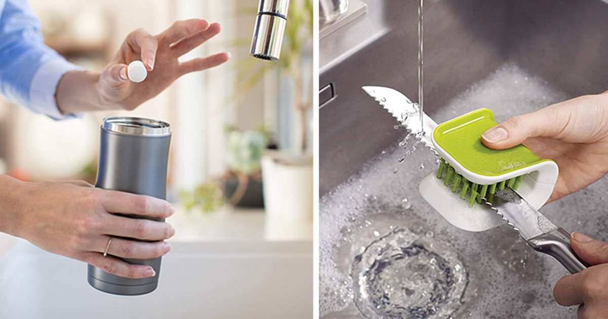 45 Genius Products That Are Way More Hygienic Than What You're Currently Using