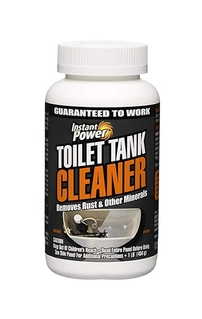 Instant Power Toilet Tank Cleaner