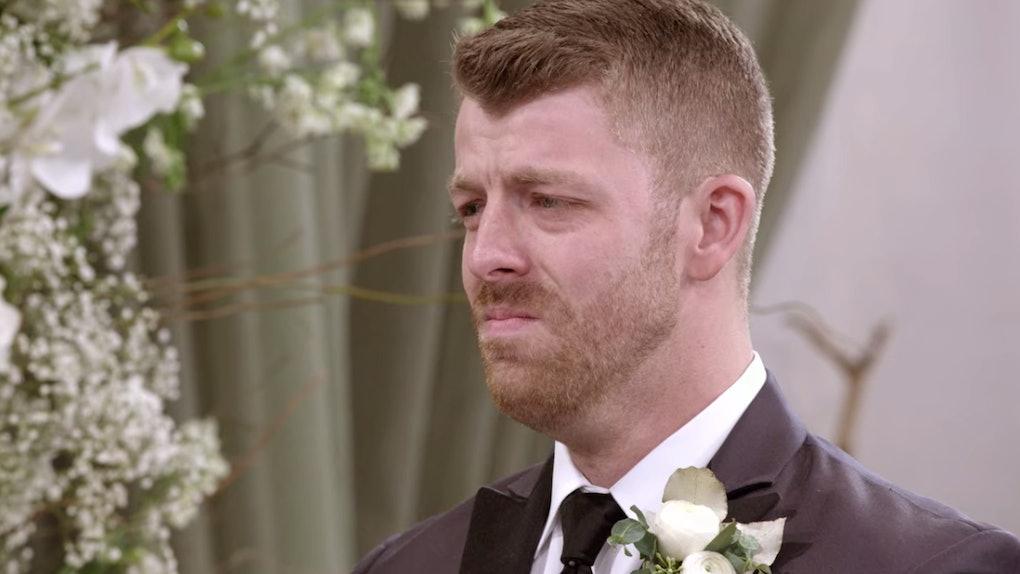 Giannina & Damian's 'Love Is Blind' wedding