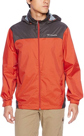 Columbia Men's Glennaker Lake Packable Rain Jacket