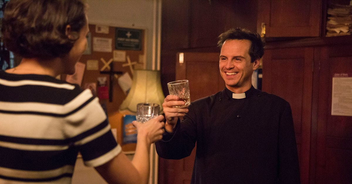 Phoebe Waller-Bridge Worked With An Actual Priest To Create Fleabag's Love Interest