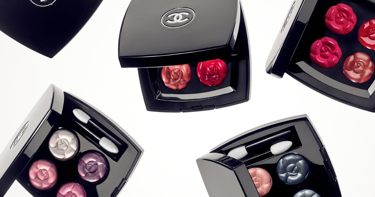 Chanel's New Spring Makeup Collection Is As Pastel & Shimmery As You Dreamed It Would Be