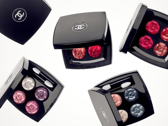 Chanel's new La Fleur et L'Eau makeup collection is centered around spring colors