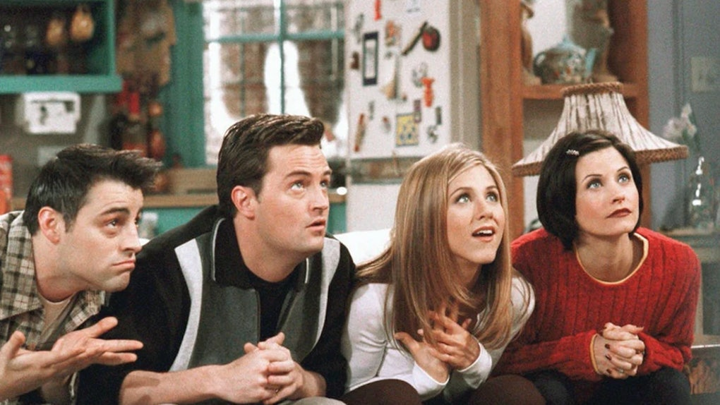 'Friends' Cast Reunion Special Is Officially Coming To HBO Max