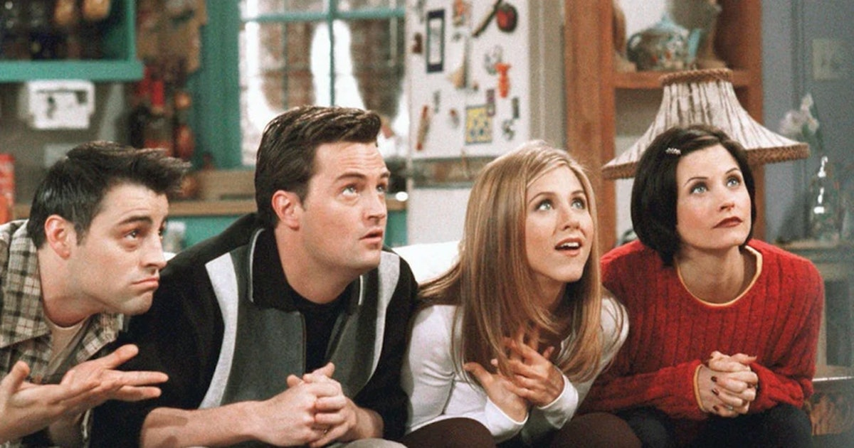 OMG, A 'Friends' Reunion Is Officially Coming To HBO Max