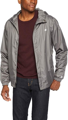 Starter Men's Waterproof Breathable Jacket