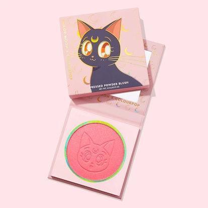 ColourPop x Sailor Moon Cat's Eye Blush