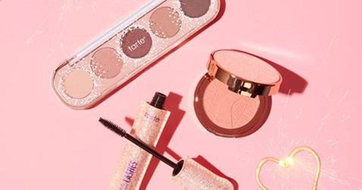 Tarte's Celebrating Their 20th Birthday With A 20% Off Sale — & A Free Gift