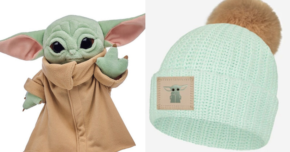 OMG, This New Baby Yoda Merch Is As Cute As The Child Himself
