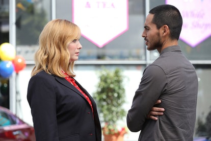 Beth and Rio on Good Girls