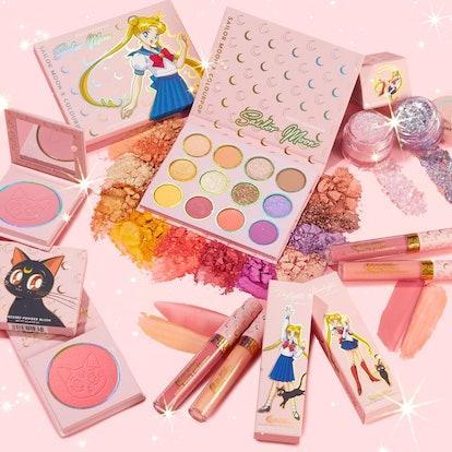 ColourPop x Sailor Moon Collectio