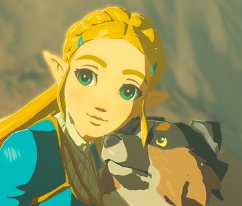 Breath Of The Wild 2 Theory May Confirm A Bold New Direction For The Franchise