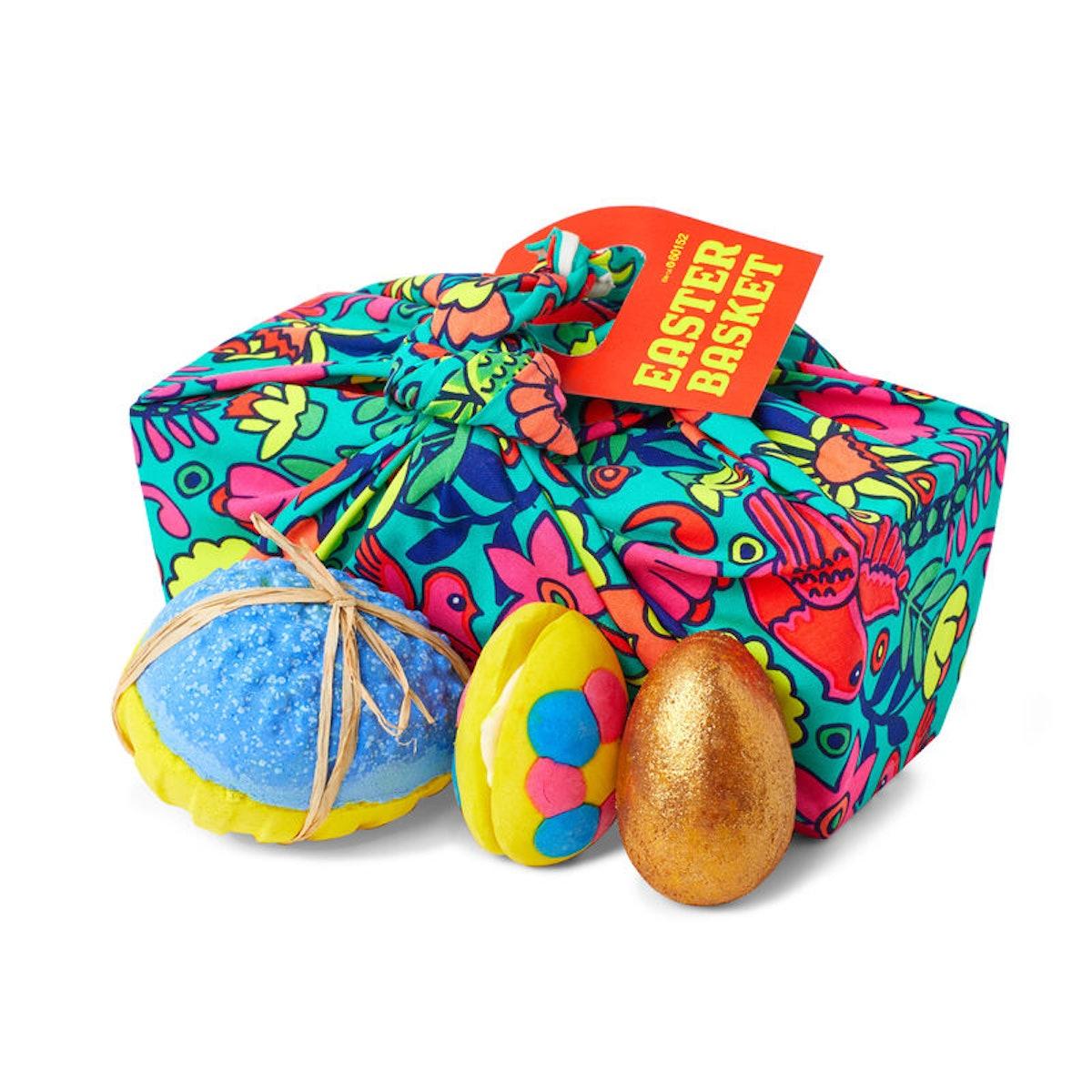 Lush Easter Basket