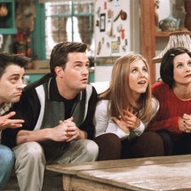 A 'Friends' Reunion Special Is Coming To HBO Max