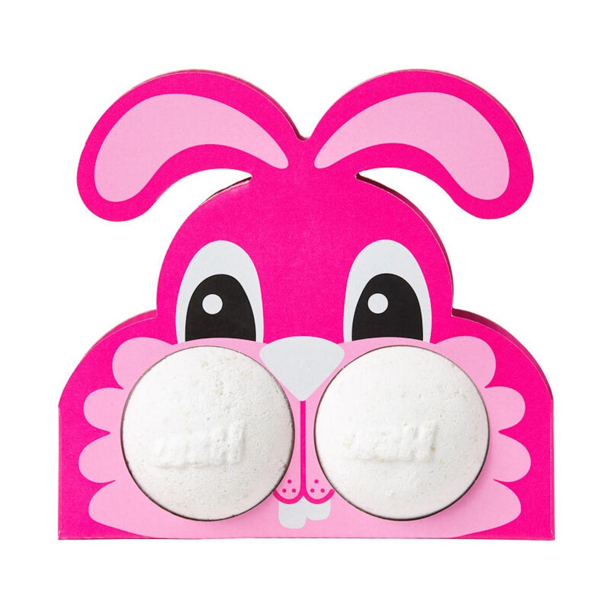 Lush Bunny Buttercheeks