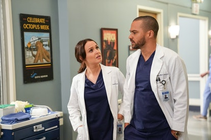 Camilla Luddington's Jo Karev is looking for answers about Alex's absence on 'Grey's Anatomy.'