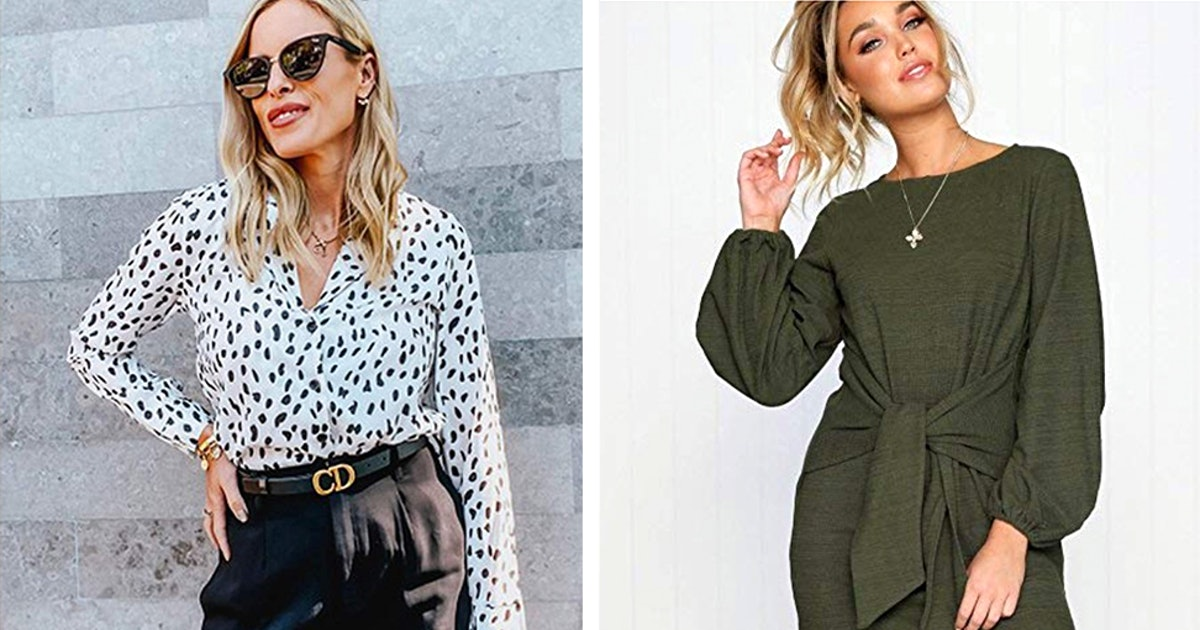 38 Stylish Pieces Under $40 On Amazon That Fit Really Nicely