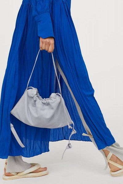 H&M Nubuck Handbag