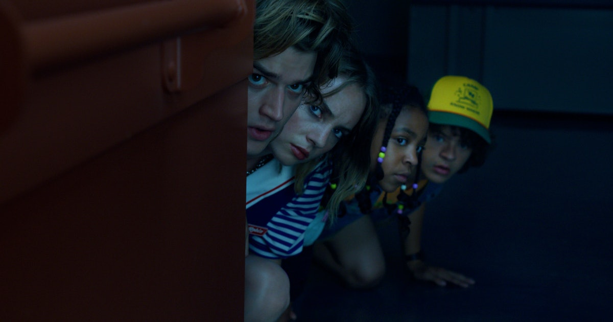 This 'Stranger Things' Star Will Reportedly Get A Lot More Screen Time In Season 4