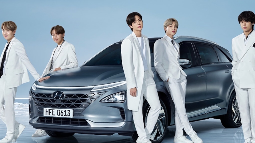 York Auto Group >> BTS' 2020 Hyundai Ad Is All About Taking Inspiration From ...