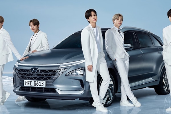 BTS' 2020 Hyundai ad is an inspirational take on nature and it's so dreamy.