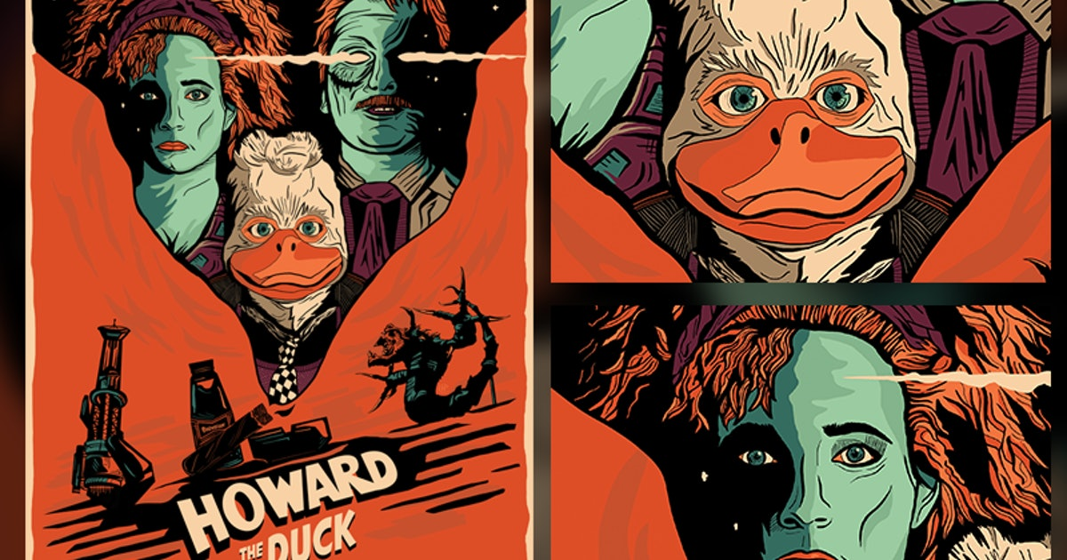 'Howard The Duck' (1986) review: So weird it makes 'Deadpool' look tame