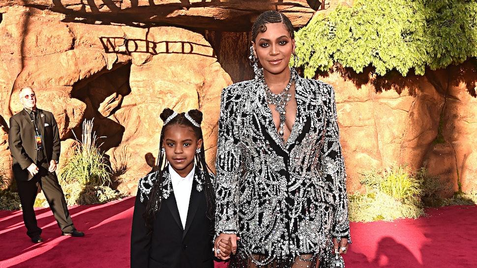 Blue Ivy Carter & Beyonce won NAACP Awards.
