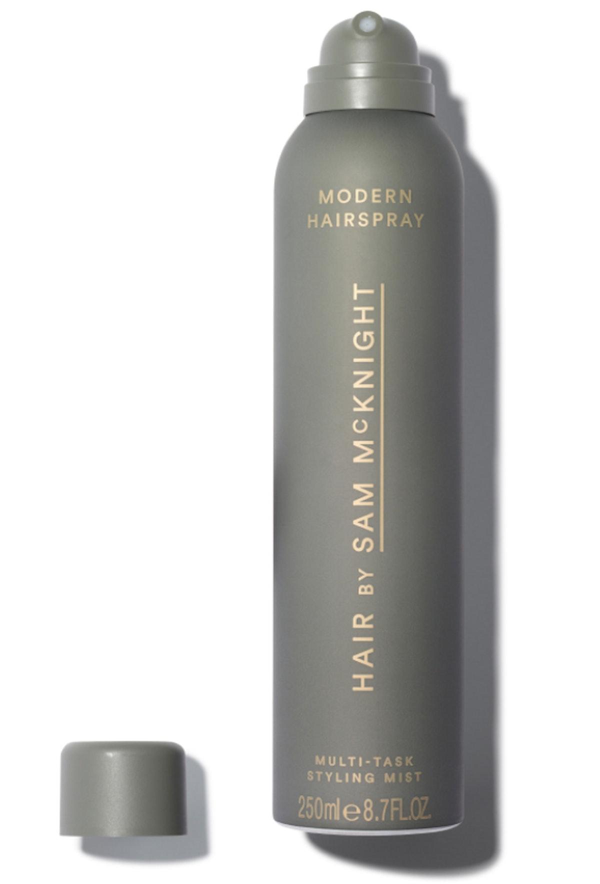 Sam McKnight Modern Hairspray Multi-Tasking Styling Mist