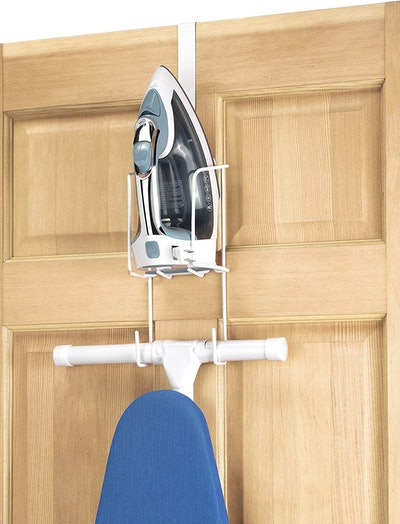 Whitmor Wire Over The Door Ironing Caddy