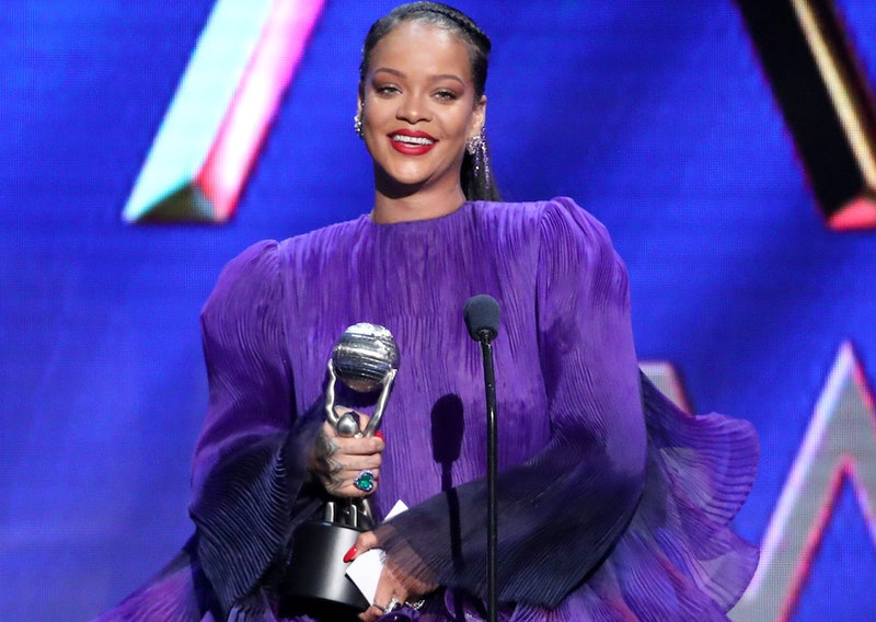 """Rihanna's NAACP Awards Speech Calls On Others To """"Pull Up"""" For Black Issues"""